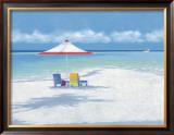 Beach Life I Prints by Isabelle Aubonne