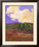 Mountain Meadow I Prints by James Grabowski