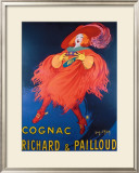 Cognac Richard Framed Giclee Print by Jean D' Ylen