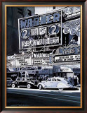 Broadway I Posters by Alain Bertrand