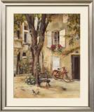 Provence Village I Posters by Marilyn Hageman