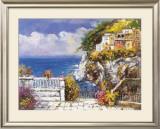 Near Amalfi Prints by E. Scognamiglio