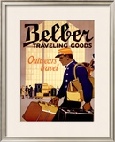 Belber Framed Giclee Print