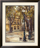 Provence Village II Posters by Marilyn Hageman
