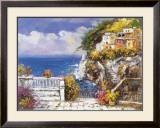 Near Amalfi Posters by E. Scognamiglio