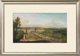 The Castle Schoenbrunn as Seen from the Garden Posters by  Canaletto