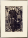 Les Miserables, 1899 Framed Giclee Print