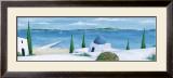 Aegean Summer II Prints by Julia Hawkins