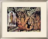La Cremation, 1895 Posters