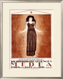 Medea Framed Giclee Print by Otto Baumberger