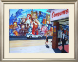 Movie Star Mural Posters by Alain Bertrand