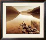 Calm Waters I Prints by W. Galland
