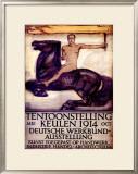 Keulen Expo Framed Giclee Print