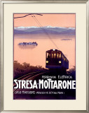Stessa Mottarone Framed Giclee Print