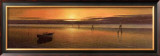 Lagoon at Sunset I Posters by W. Galland