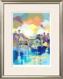 Story Book II Limited Edition Framed Print by  Larson