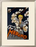 Merano Framed Giclee Print