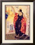 Sevilla, Fiestas Framed Giclee Print