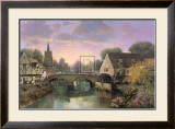 The Mill Pond Prints by Alexander Sheridan