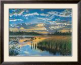 Sunset, Seal Harbor, Maine Prints by Arthur Chartow