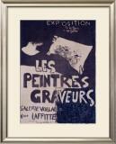 Peintres Graveurs Framed Giclee Print by Pierre Bonnard