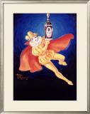 Rhum Negrita Framed Giclee Print by Henry Le Monnier