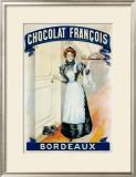 Chocolat Francois Prints