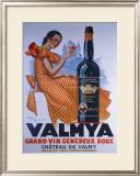 Valmya Framed Giclee Print by Henry Le Monnier