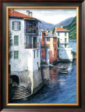Vista di Lago Prints by Barbara R. Felisky