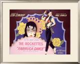 Farruca Dance Framed Giclee Print by  Telo