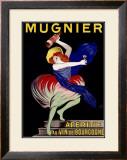 Mugnier Aperitif Framed Giclee Print by Leonetto Cappiello