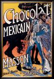 Chocolat Mexicain Framed Giclee Print