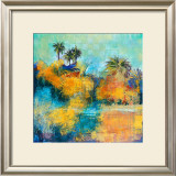 Tropical Evening I Posters by Norm Daniels