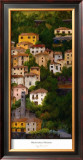 Lago di Como II Prints by Montserrat Masdeu