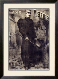 Les Miserables, 1899 Framed Giclee Print