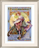 Festival of Photography and Lithography Framed Giclee Print