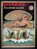 Hugard, The Birth of the Sea Nymph, 1920 Print