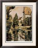 Village in Germany II Limited Edition Framed Print by Robert Schaar