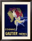 Cognac Gautier Framed Giclee Print by Leonetto Cappiello