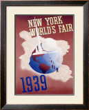 World's Fair, New York, c.1939 Framed Giclee Print