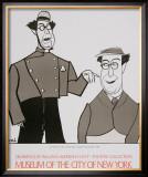 Caricatures - Ed Wynn Prints