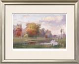 Autumn Cove Limited Edition Framed Print by Parker Steve
