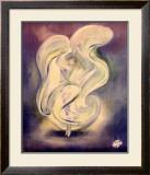 Loie Fuller Folies Bergere Framed Giclee Print by  Bac (Ferdinand Sigismond Bach)