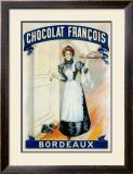 Chocolat Francois Posters