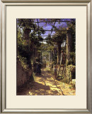 Pergola Harvest Posters by Peder Mork Monsted