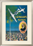 Le Gyroscope Framed Giclee Print by  Faroy
