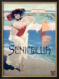 Senigallia, c.1900 Framed Giclee Print