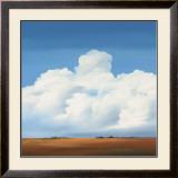 Clouds II Prints by Hans Paus