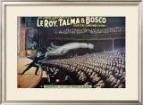 Leroy, Talma and Bosco Prints