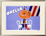 Orelia Framed Giclee Print